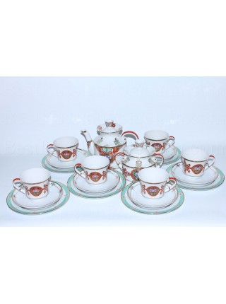Tea Set pic. Byzantium 6/20 Form Banquet