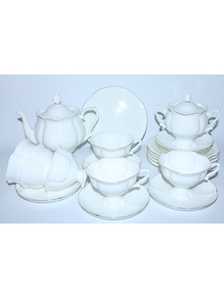 Tea Set pic. Golden Ribbon 6/20, Form Natasha