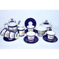 Tea Set pic. Saint-Petersburg Classic 6/16, Form Banquet