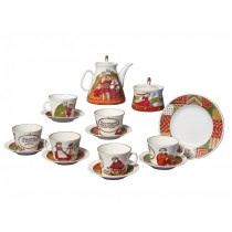 Tea Set pic. Darling 6/20, Form Youth