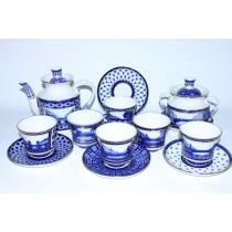 Tea Set pic. Bridges of St. Petersburg 6/14, Form Banquet