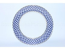 Big Round Dish pic. Cobalt Net, Form Youth