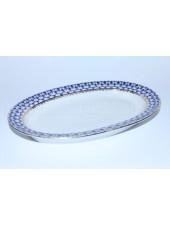 Herring Dish pic. Cobalt Net, Form Youth