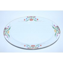 Big Oval Dish pic. Zamoskvorechye, Form European