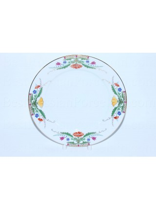 Dinner Plate pic. Zamoskvorechye, Form European