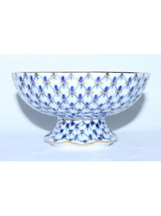 Vase for jam pic. Cobalt Net, Form Tulip