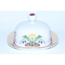 Butter Dish pic. Moscow River / Zamoskvorechye, Form Rectangular