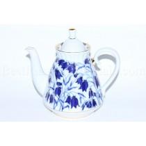 Teapot pic. Bluebells, Form Radiant