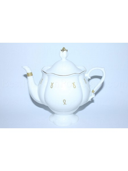 Teapot Eyelets (Loops), Form Natasha