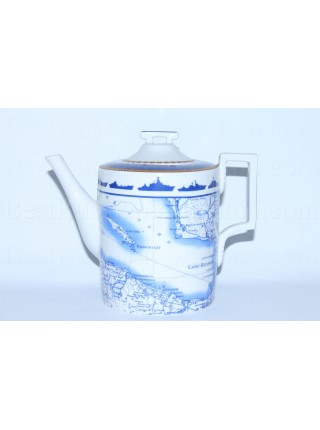 Teapot pic. Wardroom, Form Heraldic