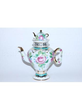 Teapot pic. Sunny day Form Samovarchik