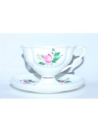 Cup and saucer pic. Chorus, Form Natasha