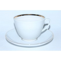 Cup and Saucer pic. Snow White, Form Spring