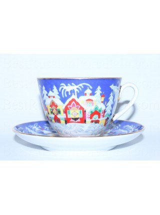 Cup and Saucer pic. Winter Tale, Form Spring