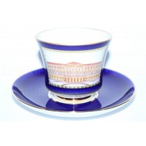 Cup and Saucer pic. Saint-Petersburg Classic 4, Form Banquet
