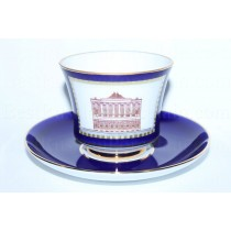 Cup and Saucer pic. Saint-Petersburg Classic 6, Form Banquet