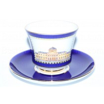 Cup and Saucer pic. Saint-Petersburg Classic 3, Form Banquet