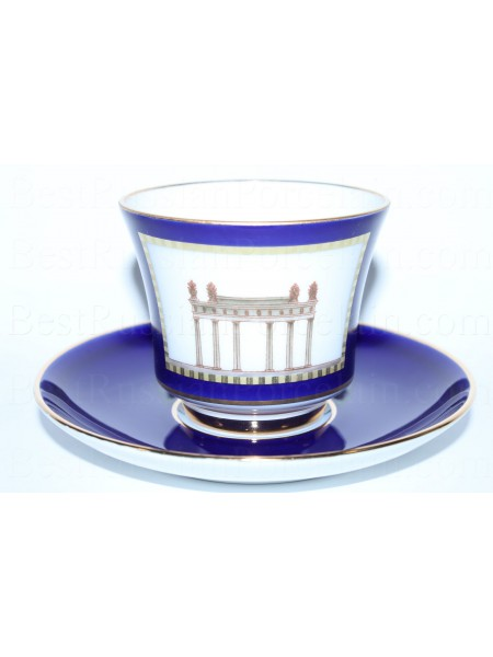 Cup and Saucer pic. Saint-Petersburg Classic 1, Form Banquet