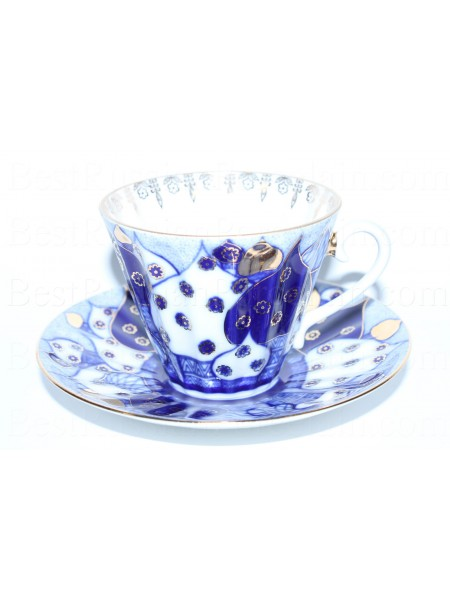 Cup and saucer pic. Chimes, Form Radiant